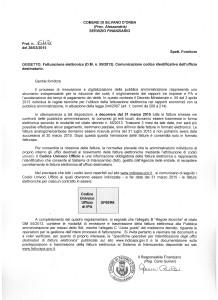 Codice Univoco Ufficio IPA UF0ER6